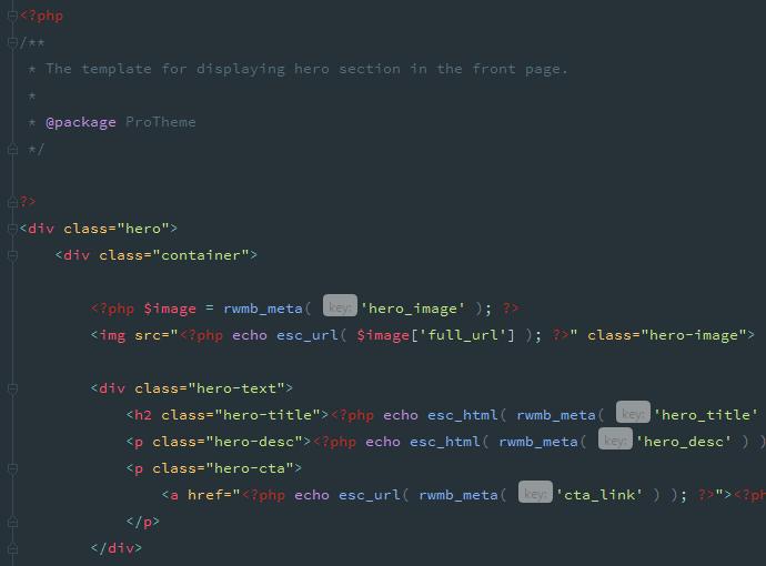 wordpress meta box plugin for developers