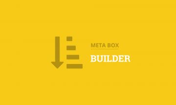 Create WordPress custom fields