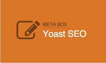 Meta Box for Yoast SEO