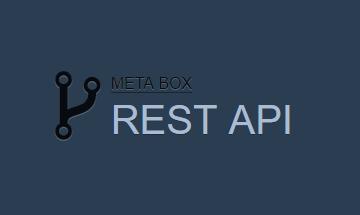 MB REST API