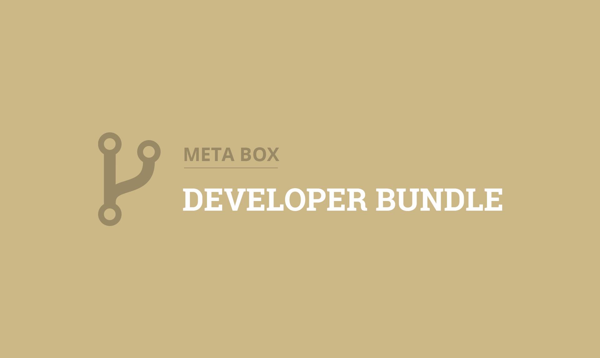Developer Bundle