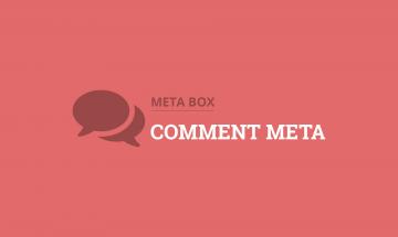 add custom fields to wordpress comments