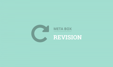 track changes in wordpress custom fields with revision
