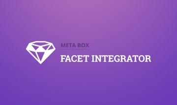 meta box facetwp integration