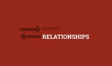 Create many-to-many relationships between posts, terms, users
